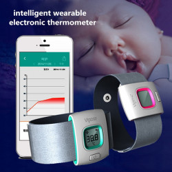 iFever Wearable Bluetooth Smart Baby Monitor Intelligent Termometer