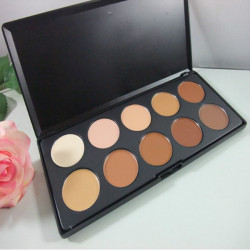 10 Farben Make up Tarnung Concealer Palette Set