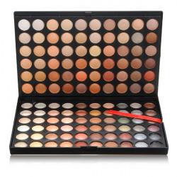 120 Farben Lidschatten Palette Make up Tasche Eye Kosmetik Satz
