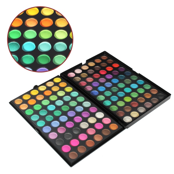 120 Full Colors Makeup Cosmetic Eyeshadow Palette Set Makeup