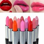 12 Colors Heng Fang Waterproof Long Lasting Lipstick Lip Balm Makeup Makeup