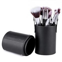 12stk Kosmetiske Børster Pensler Sæt Cup Holder Makeup Værktøjs
