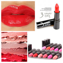 14 Color 3CE Moisturizing Sexy Lipstick Tube 3 Concept Eyes