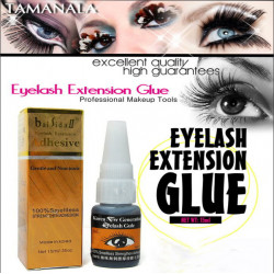 15ml Professional Black Smell-less False Eyelash Extensions Glue