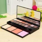 16 Colors Eyeshadow Makeup Powder Cosmetic Blush Palette Set Makeup