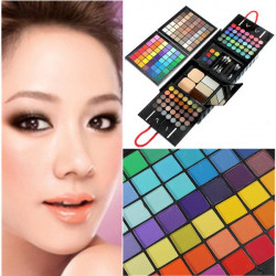 177 Makeup Cosmetic Eyeshadow Blush Palette Christmas Gift