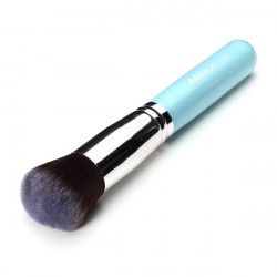 1Pcs Blue Foundation Makeup Cosmetic Blush Brush Tools