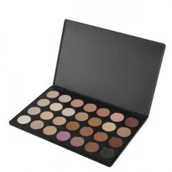 28 Farben Verfassungs Kosmetik Augenschminke Augen Schatten Puder Pallete Set Kit