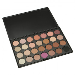 28 Farben Neutral Nude Warm Lidschatten Make up Beauty Palette Kit Set