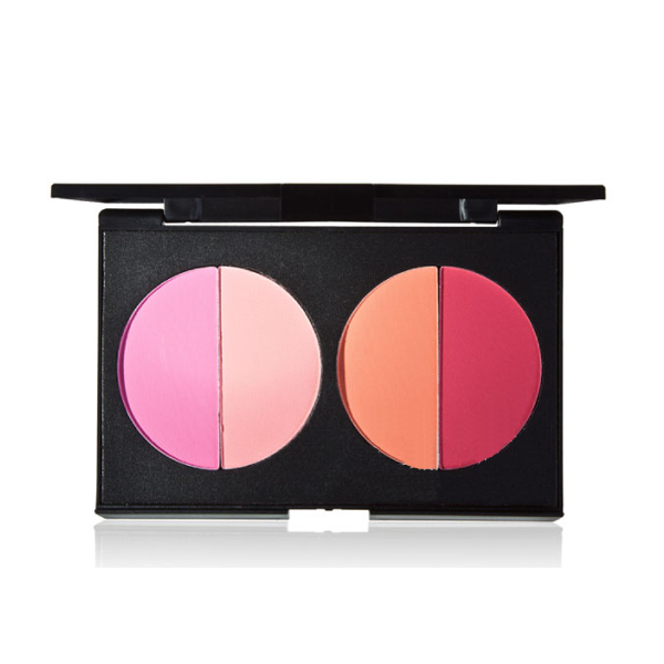 4 Colors Makeup Blush Blusher Palette Set Makeup