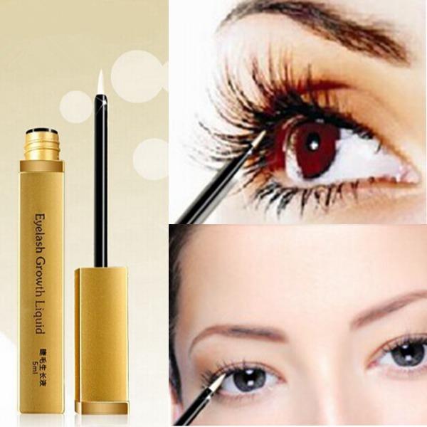 5ML Øjenvipper Vækst Væske Tykkere Forlængelse Behandling Makeup