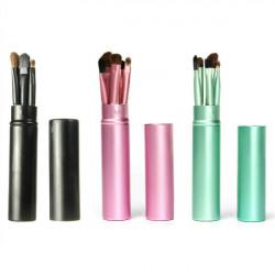 5st Ögonskugga Borstar Set Kosmetisk Makeup Verktyg