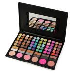 78 Color Makeup Eyeshadow Blush Palette Set Makeup