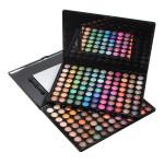 88 Färger Makeup Kosmetisk Ögonskugga Palett Set Smink