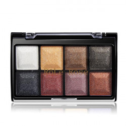 8 Color Eyeshadow Palette And 2 Blush Powder Makeup Cosmetic Suit