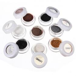 8 Farbe Raucher Mineral Pigment Puder Augen Schatten Verfassungs Set