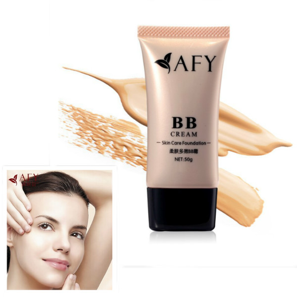 AFY Natural Color BB Cream Skin Care Foundation Smink