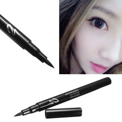 Black Long Lasting Cosmetic Makeup Liquid Eyeliner Pen