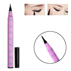 Sort Makeup Væske Eyeliner Pen Lasting Øje Liner Pencil