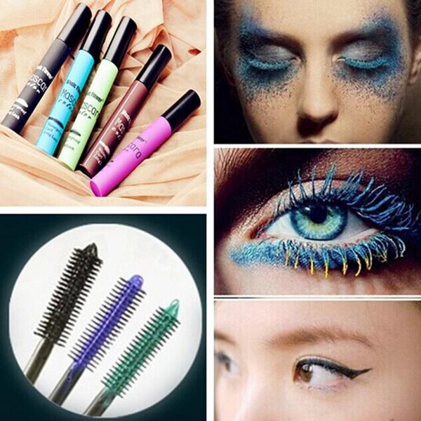 Cosmetic Cosplay Waterproof Curling Eyelash Mascara Lengthening Makeup