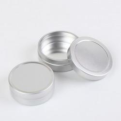 Tøm Cosmetic Pot Jar Tin Container 10ml / 20ml