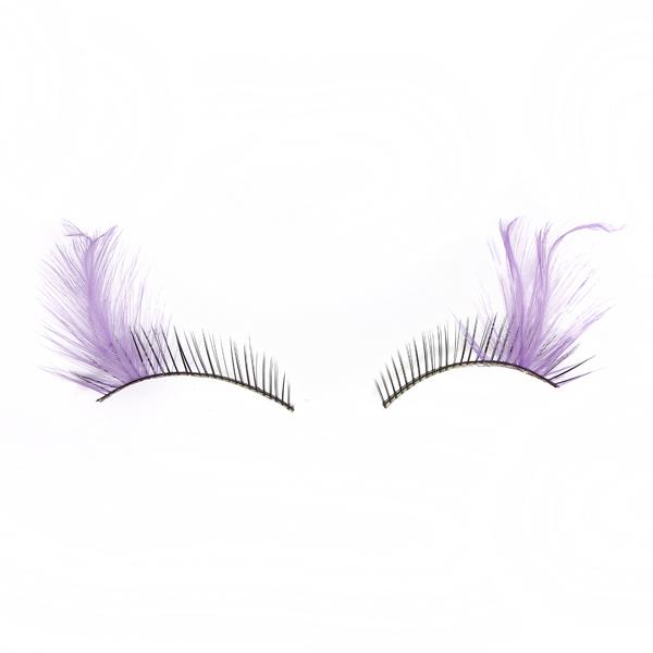 Overdrive Kunstige Øjenvipper Makeup