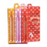 LANDBIS Waterproof Kiss Tint Moisture Berry Smooth Lip Gloss Pen Stain Makeup
