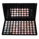 MSQ 88 Farver Makeup Kosmetiske Øjenskygge Palette Earth Tone Series Makeup
