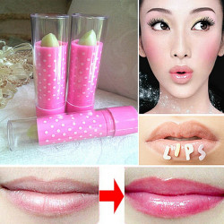 Magic Changing Color Lip Cream Lipstick Fruity Smell Waterproof