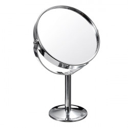 Makeup Cosmetic Dual Side Normal Magnifying Stand Spejl