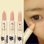 Multi-funktion Foundation Concealer Væske Lipgloss Mørk Cirkel Cream Makeup