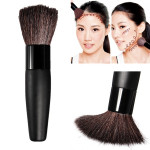 Multifunctional Cosmetic Flat Brush Face Makeup Blusher Powder Foundation Makeup