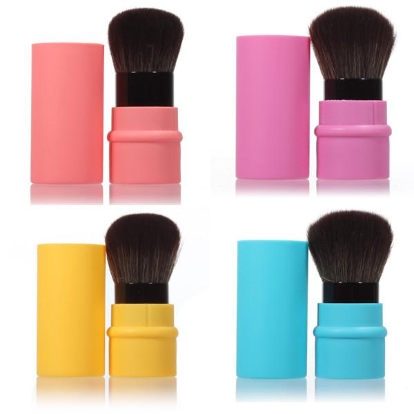 Pro Skalerbar Stipple Pulver Foundation Blush Makeup Kosmetiske Børste Makeup