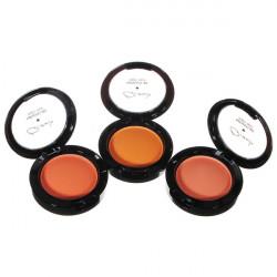 Professionelle Make up kosmetische helle Gesichtspuder Blush Rouge 3 Farbe