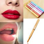 Retractable Telescopic Makeup Cosmetic Lip Outline Brush Makeup
