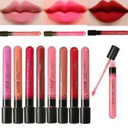 Smudge Makeup Waterproof Lipstick Lip Gloss Pen