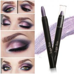 Sugarbox Øjenskygge Pencil Pen Glam Shadow Stick 8 Colors