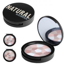 Sugarbox Mischfarbe Makeup Bronzing Pressed Powder Bronzer