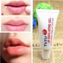 TOTO Lip Exfoliating Gel Magical Moisturizing Lip Exfoliator