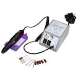110V Professional Elektrisk Nagelfil Set Manikyr Machine Naglar