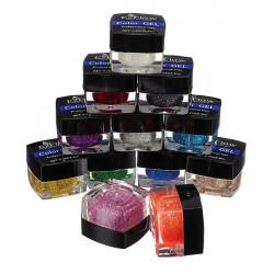 12 Mix Colors Tiny Acrylic UV Gel Builder Nail Art Decorations