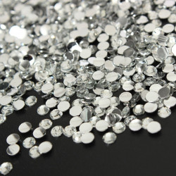 1500Pcs Crystal Rhinestone Diamond Nail Art Decoration Tip