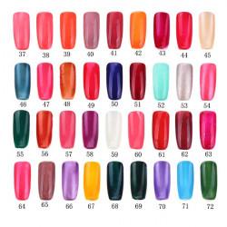 150 Farben XDJ Nagel Kunst Polish Nagellack 15ML 37 72