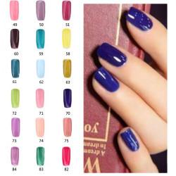 18ml Nail Art 49-84Farve Soak Off Farve UV Gel Polish