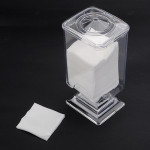 400X Nail Art Polish Remover Cleaning Pads Paper + Case Nail Art