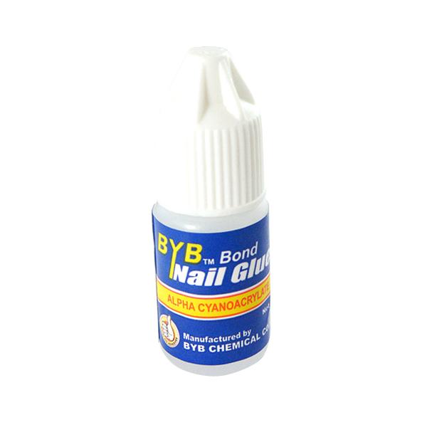 5 X 3G Pro Nagelkonst Falsk Manikyr Nail Tip Glue Gel Naglar