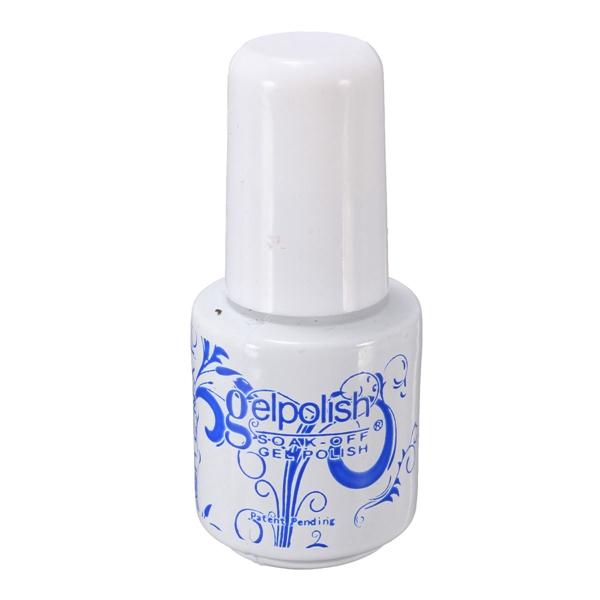 6 Ml Nagellack Soak Off UV Gel Topcoat Top Coat Seal Lim Naglar