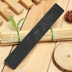 Black Double Sided Sanding Nail File Stick 180/100