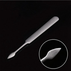 Nagelband Nail Stainless Steel Pusher Dead Skin Spade