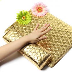 Guld Vaskbar Nail Art Hand Holder Cushion Pude Manicure Værktøj